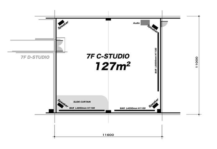 7F-Cスタジオ