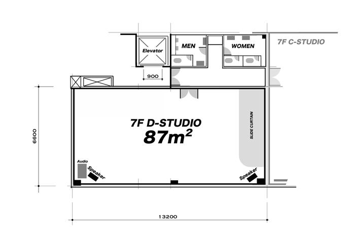 7F-Dスタジオ